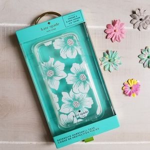 New Kate Spade iPhone X/ XS Phone Cover